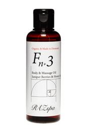 RAZspa Fn+3 Body & Massage Oil Juniper Berries & Honysuckle