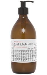 RAZspa Hand & Body Lotion 500 ml