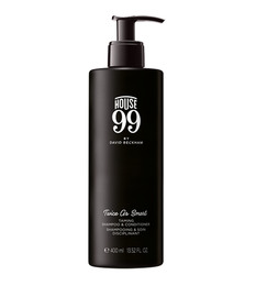 House 99 Twice As Smart Shampoo and Conditioner 400 ml