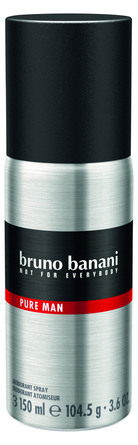 Bruno Banani Pure Man Deodorant Spray 150 ml