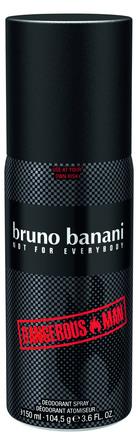 Bruno Banani Dangerous Man Deodorant Spray 150 ml
