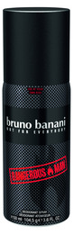 Bruno Banani Dangerous Man Deodorant Spray 150 Ml