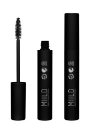 MIILD Mineral Mascara 02 Black Volume Bulbous