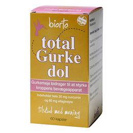 Biorto Total Gurkedol 60 kaps