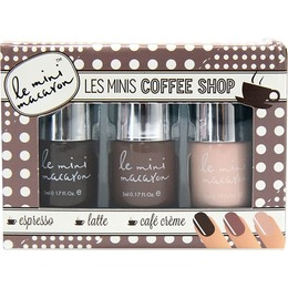 Le mini macaron Les Minis Set Polish Coffee Shop Coffee Shop