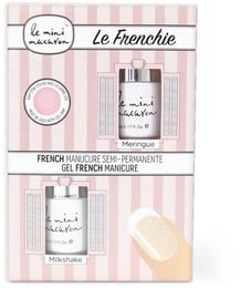 Le mini macaron Le Frenchie Kit French Manicure Le Frenchie