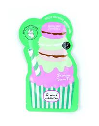 Le mini macaron Hand Mask Jasmine Green Tea Jasmine Green Tea