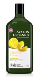 Avalon Organics Clarifying Lemon Shampoo 325 ml