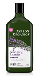 Avalon Organics Nourishing Lavender Shampoo 325 ml