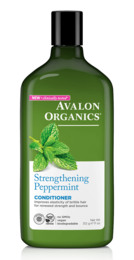 Avalon Organics Strengthening Peppermint Conditioner 325 ml