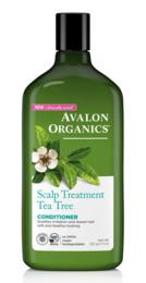 Avalon Organics Scalp Treatment Tea Tree Conditioner 325 ml