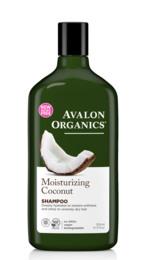Avalon Organics Moisturizing Coconut Shampoo 325 ml