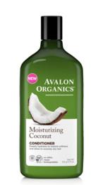 Avalon Organics Moisturizing Coconut Conditioner 325 ml