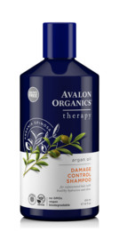 Avalon Organics Argan Oil Damage Control Shampoo 414 ml