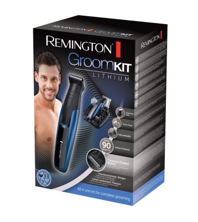 Remington Grooming sæt lithium