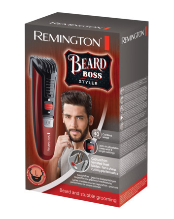 Remington Ekstra Skarp Skægtrimmer MB4125 Beard