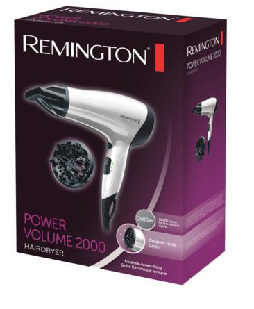 Remington D3015 E51 Hårtørrer Power Volume 2000