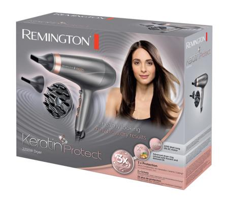 Remington Keratin ProtectDryer AC8820