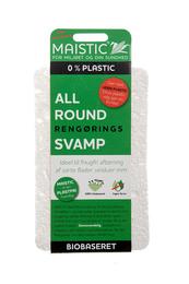 Maistic Bio Svamp til støvfri rengøring Fri for mikroplast 1 stk.