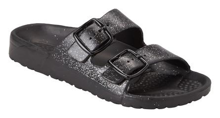 Laze Sandal Sort Str. 36