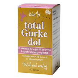 Biorto Total Gurkedol 60 kaps.