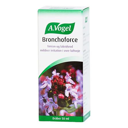 A.Vogel Bronchoforce Dråber 50 ml