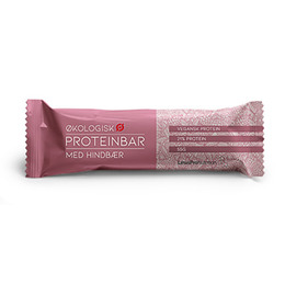 LinusPro Nutrition Proteinbar Hindbær 55 g