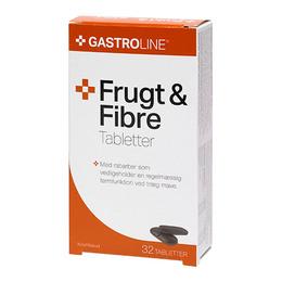 Gastroline Frugt & Fibre 32 tabl