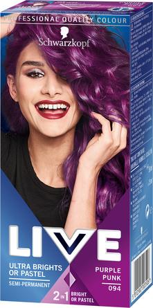 Live Color Xxl 94 Purple Punk
