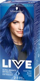 Schwarzkopf Live Color XXL 95 Electric Blue