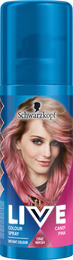 Schwarzkopf LIVE Color Spray Candy Pink