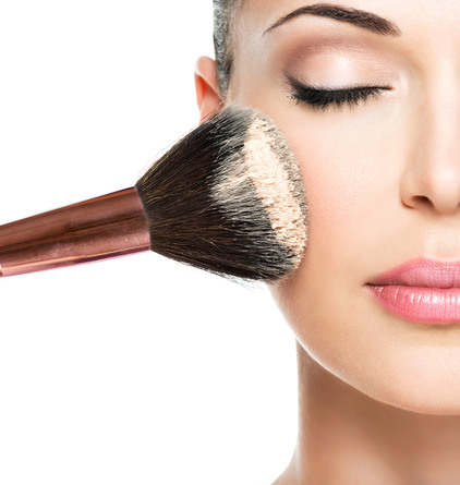 RIO Kosmetikbørstesæt