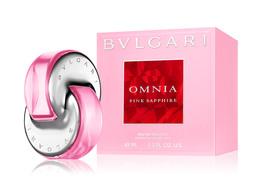 Bvlgari Omnia Pink Sapphire Eau De Toilette 40 Ml