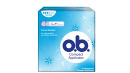 O.B. ProComfort tampon m/applikator - Norm.16 stk.