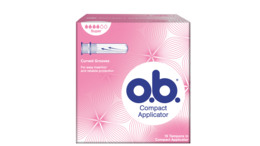 O.B. ProComfort tampon m/applikator - Super 16stk.