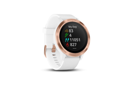 Garmin Vívoactive 3 White/Rose