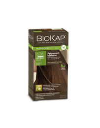 BIOKAP Nutricolor Delicato Rapid 6.06 Mørk Blond Havana
