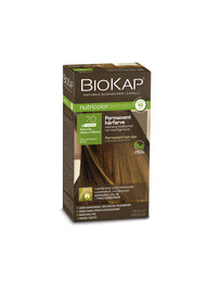 BIOKAP Nutricolor Delicato Rapid 7.0 Naturlig Medium Blond