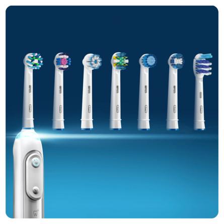 Oral-B CrossAction Udskiftelige Elektriske Børstehoveder 3 stk.