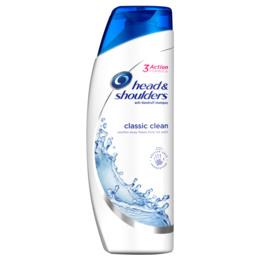 Head & Shoulders Classic Clean Skælshampoo 250 ml
