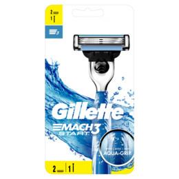Gillette Mach3 Barberskraber + 1 Barberblad