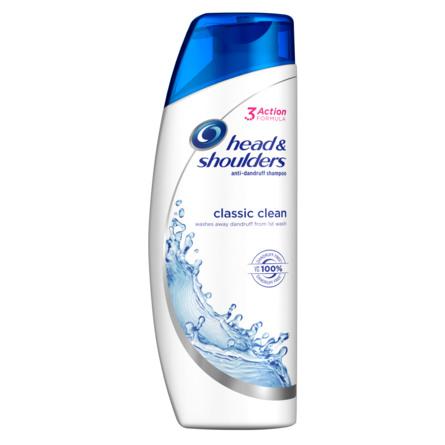 Head & Shoulders Classic Clean Skælshampoo 280 ml