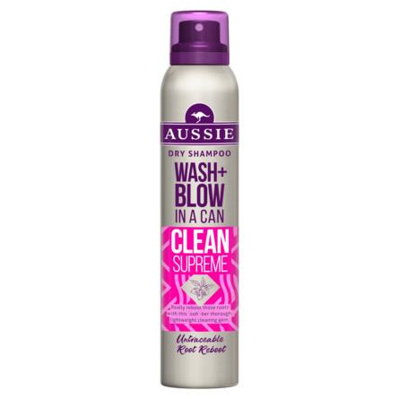 Aussie Wash + Blow Clean Sweep Tørshampoo 180 ml