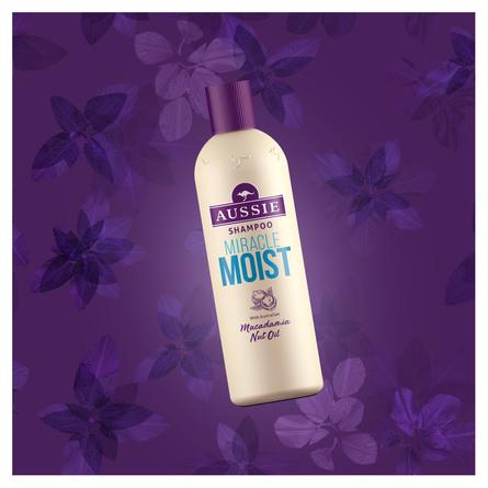 Aussie Miracle Moist Shampoo 90 ml