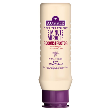 Aussie Deep Treatment 3 Minute Miracle Reconstructor 75 ml