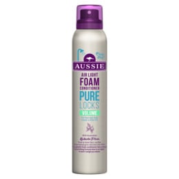 Aussie Pure Locks Volume Foam Conditioner 180 ml