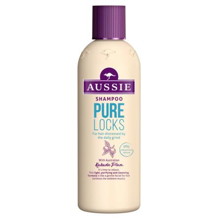 Aussie Pure Locks Shampoo 300 ml