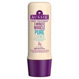 Aussie Deep Treatment 3 Minute Miracle Pure Locks 250 ml
