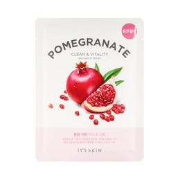 It'S SKIN The Fresh Mask Sheet Pomegranate