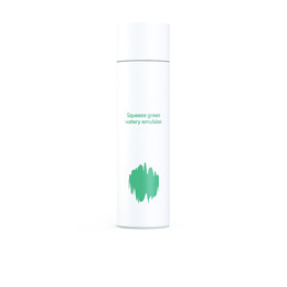 E NATURE Squeeze green watery emulsion 150 ml